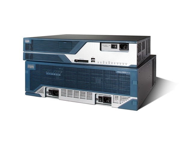 思科3800系列集成服务路由器