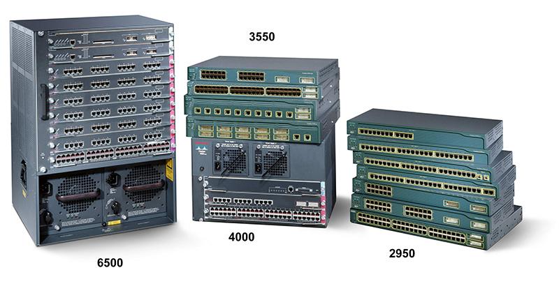 Cisco 6500系列交换机