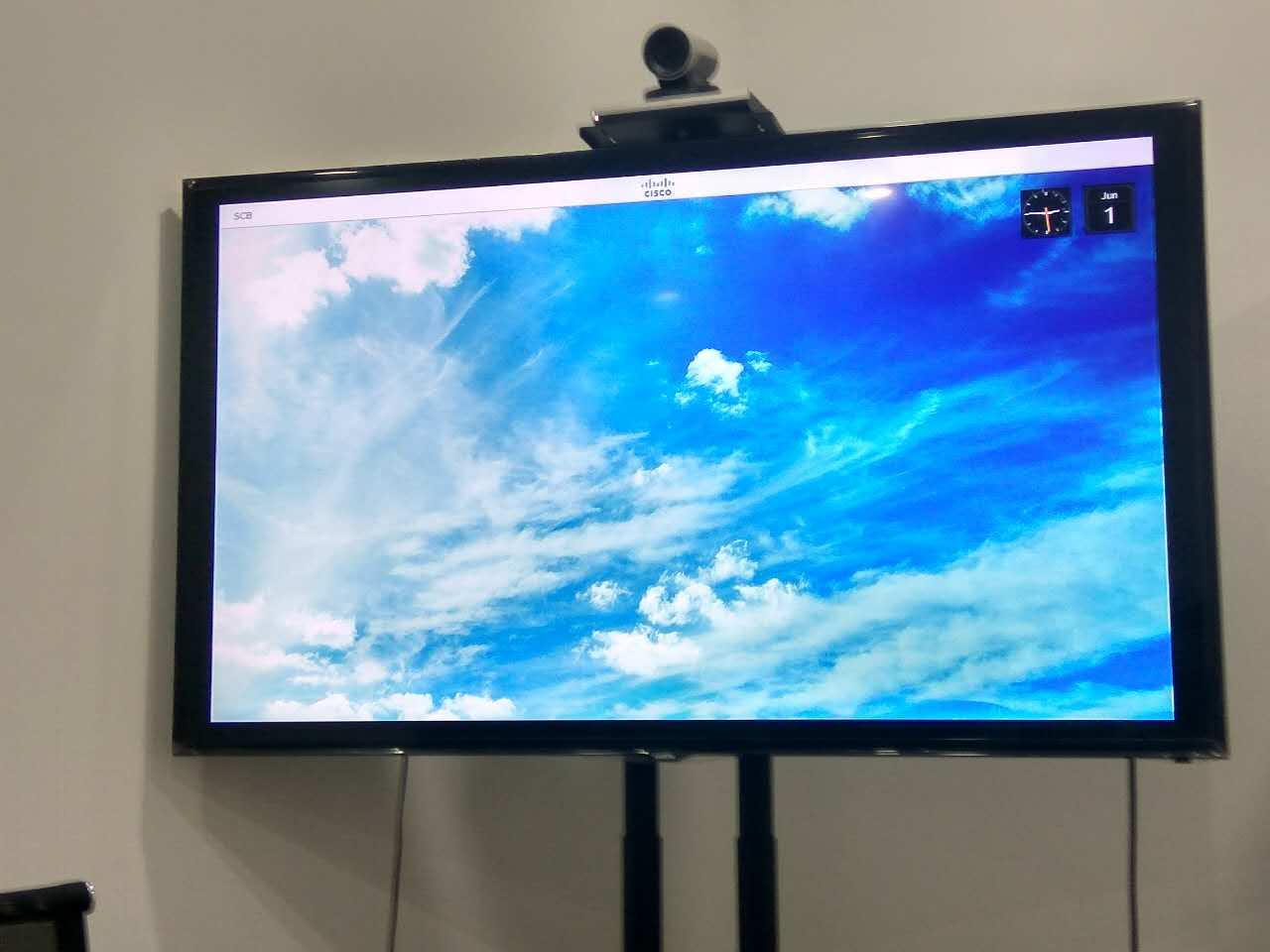 思科sx20配合电视机实现高清betway必威登陆官网